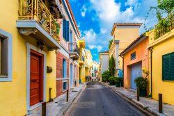 Αναφιώτικα, ένα χωριό στο κέντρο της Αθήνα | Anafiotika, a village in the center of Athens