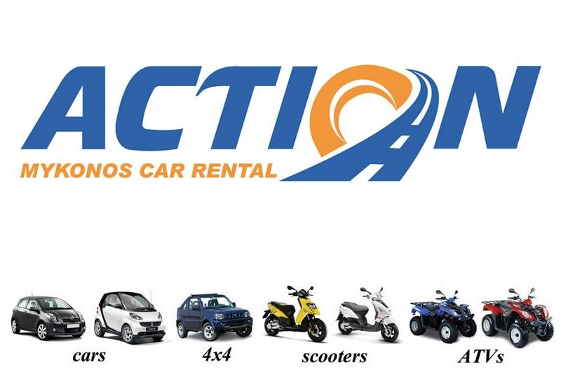 action car rental  Action Car