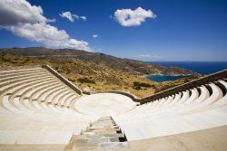 More Greece Θέατρο Οδυσσέας Ελύτης Ίου | Odysseas Elytis Theater in Ios island