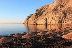 more greece Ο παράλιος θησαυρός της Σαντορίνης | more greece The seaside treasure of Santorini