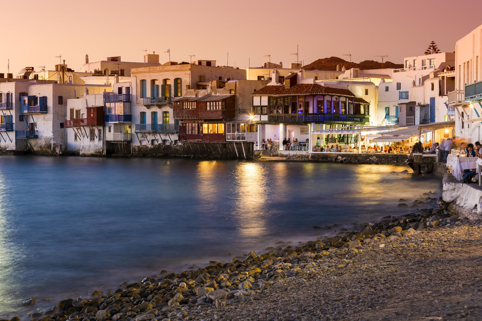 χώρα,  Chora of Mykonos, a Cosmopolitan Puzzle