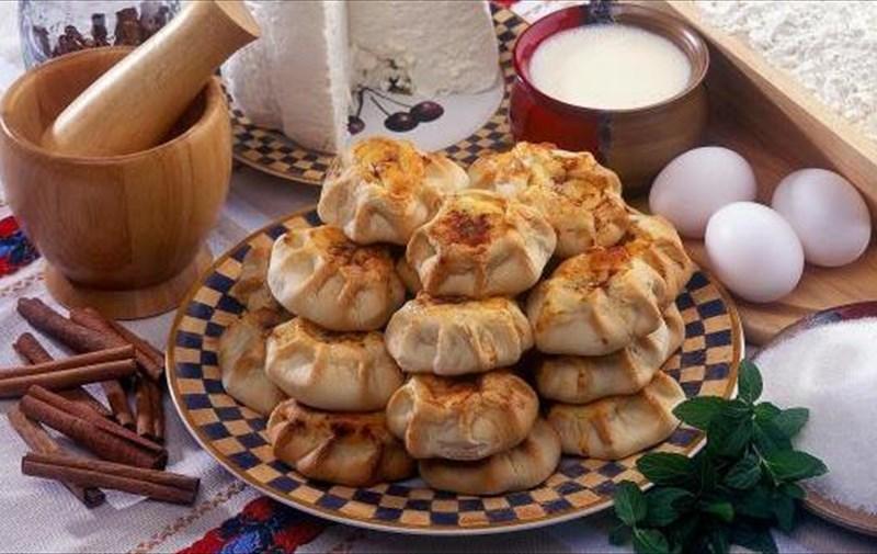 γεύσεις,  Minoan Flavors Full of Memories