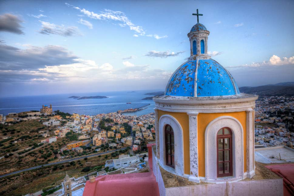 Σύρος,  Syros, the noble island