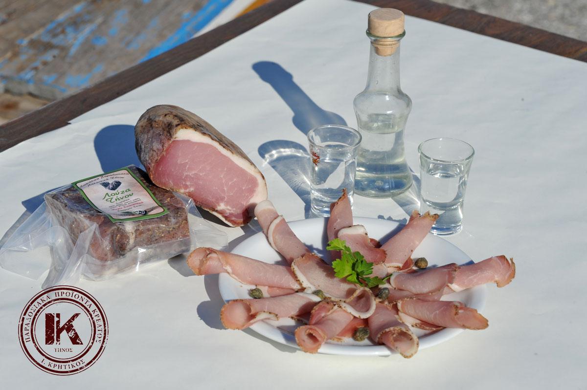 Τήνος,  A Taste of Tinos