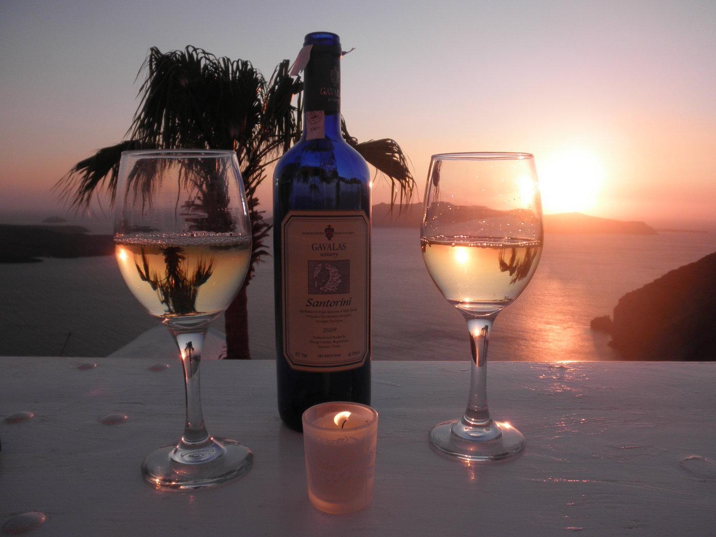 ,  Top 10 Santorini Wineries