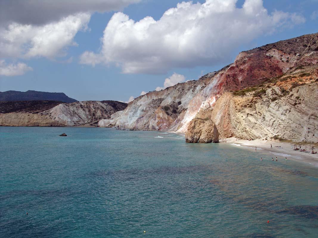 Μήλος,  Milos: Kaleidoscope of colors